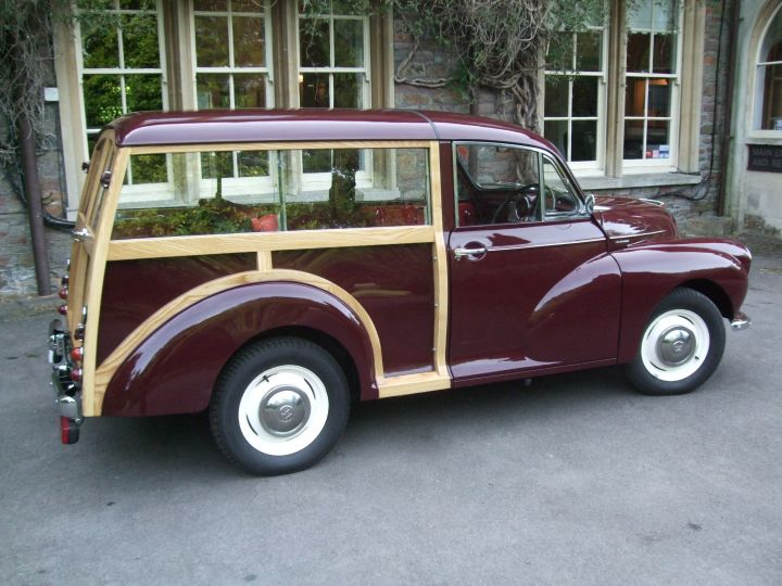 1969 REBUILT TRAVELLER, COLOUR AND SPECIFICATION OF YOUR CHOICE