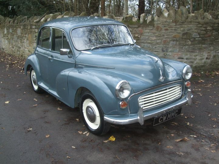* CLEARANCE * 1957 GREY 4 DOOR SALOON, MOT EXEMPT, PRESENTABLE CAR.
