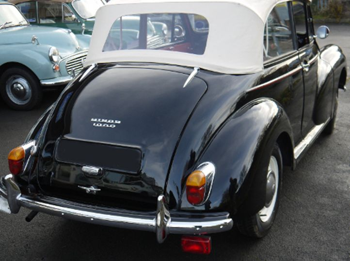Black Replica Convertible