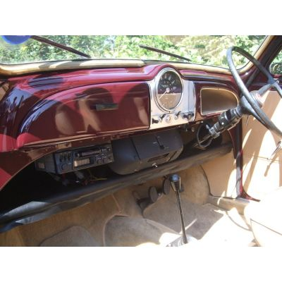 Maroon Replica Biscuit Interior 7