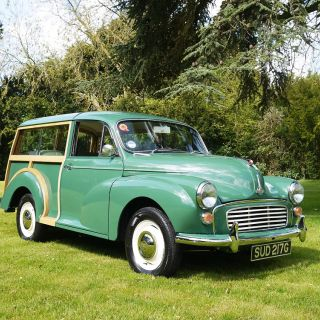 Buy Morris Minors Now From The Experts - Charles Ware's