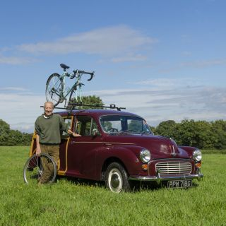 There's more to a Charles Ware Morris Minor than meets the eye!