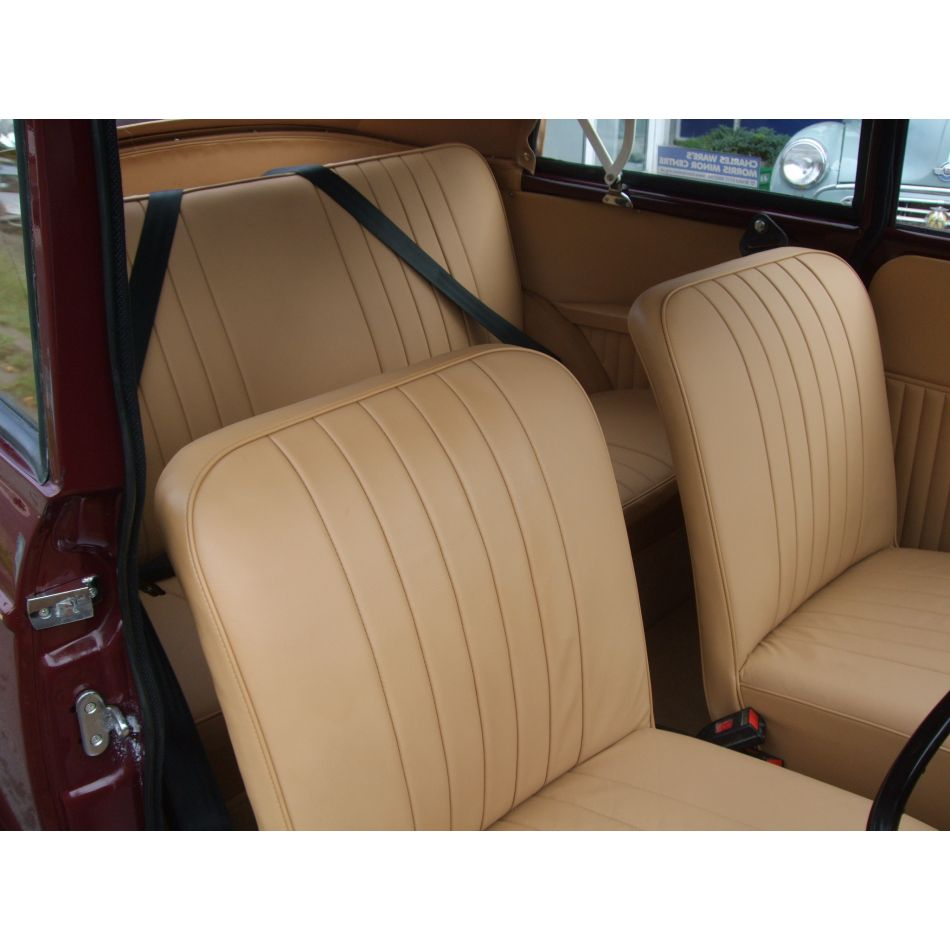 interior trim kit leather convertible charles ware 39 s morris minor centre bristol. Black Bedroom Furniture Sets. Home Design Ideas