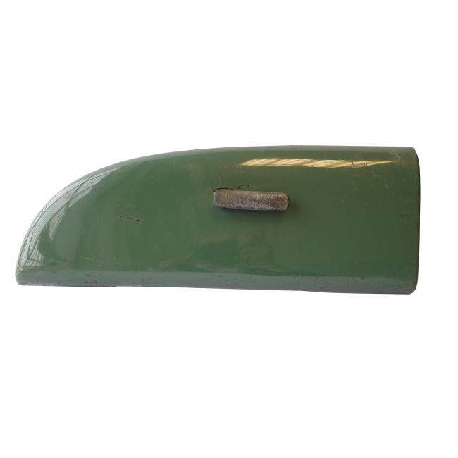 Glovebox Lid - Late - Left Hand