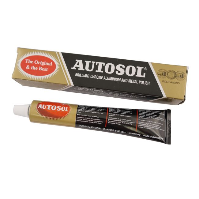 Solvol Autosol - Chrome Cleaner 2