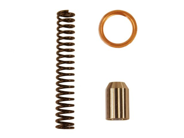 Valve And Spring - Oil Release