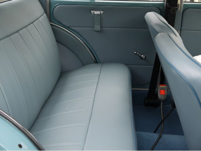 Interior Trim Kit - Leather - Saloon