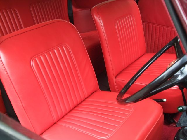 Interior Trim Kit - Vinyl - Traveller