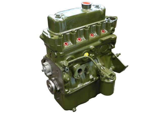 1098cc Engine - Reconditioned Lead Free - Special Edition