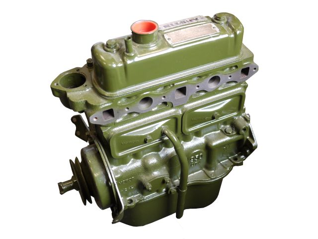 948cc Engine - Reconditioned Lead Free Engine