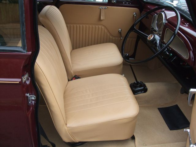 Interior Trim Kit - Leather Convertible