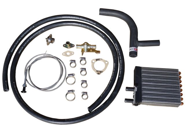Uprated Heater Kit - More Flow