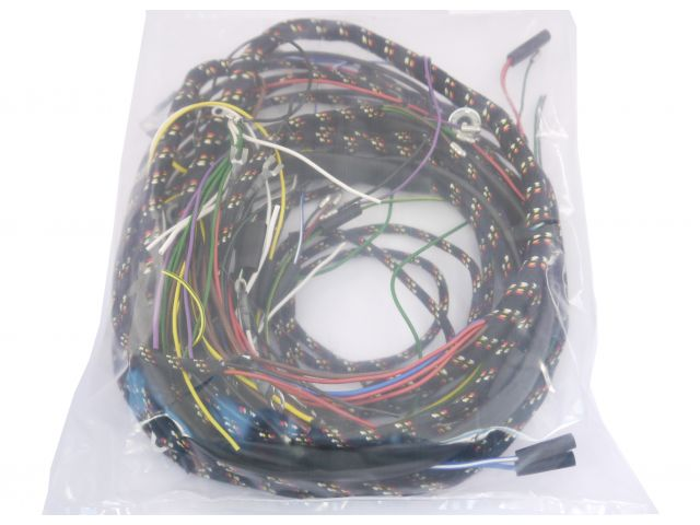 Wiring Harness  U0026 Battery - Charles Ware U0026 39 S Morris Minor Centre