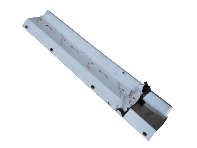 Kick Plate - Right Hand Front - Stainless Steel