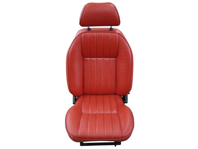 Series III Seat - Leather - With Headrests - Left Hand