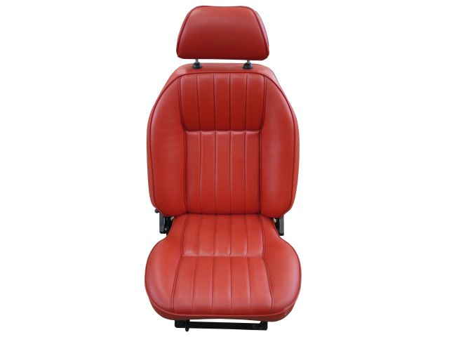 Series III Seat - Leather - With Headrests - Right Hand