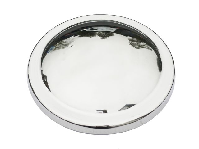 Hub Cap - Plain - Early -  8.5 Inch Diameter