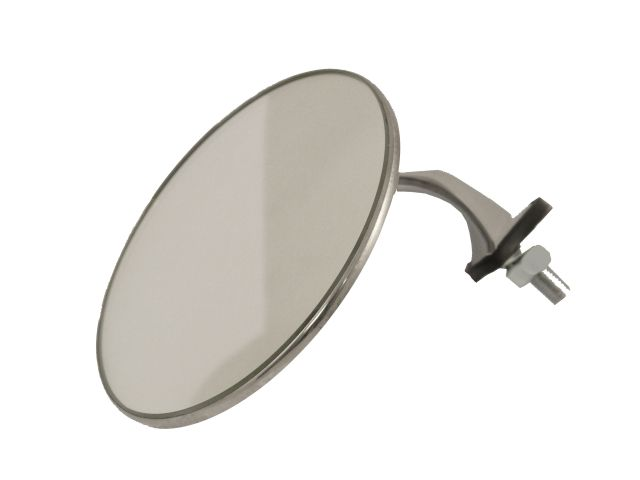 Round Door Mirror - Right Hand - Lucas Classic Style