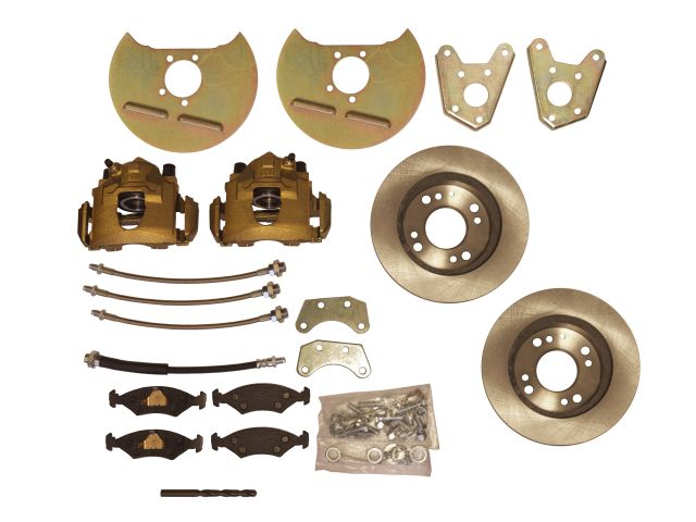 Disc Brake Kit - Ford Based
