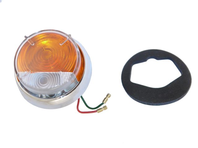 Lamp Assembly - Indicator/Sidelight - Complete