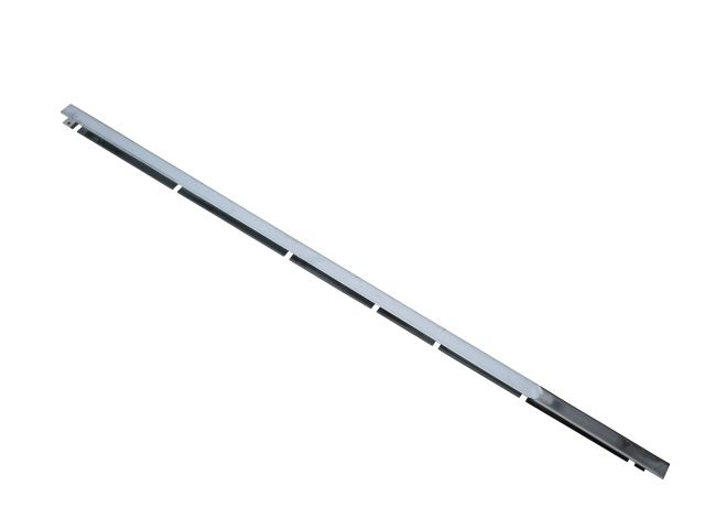 Sill Finisher - Left Hand - Stainless Steel