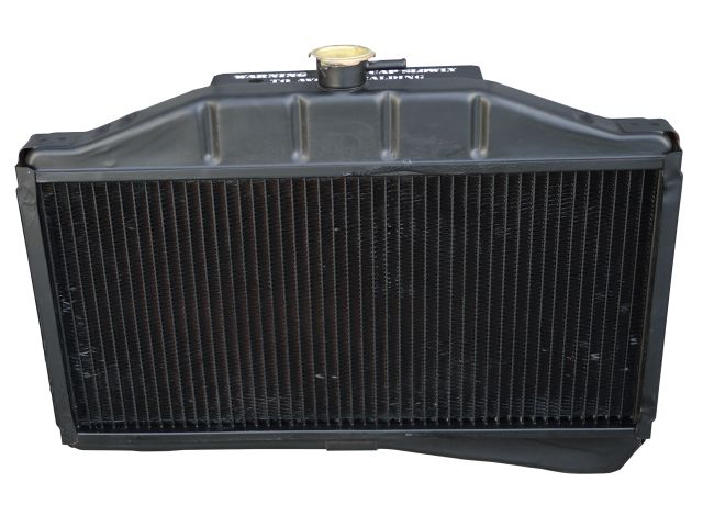 Radiator - New - Late Only - Morris 1000