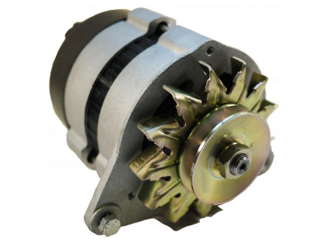 Alternator, Pulley & Fan
