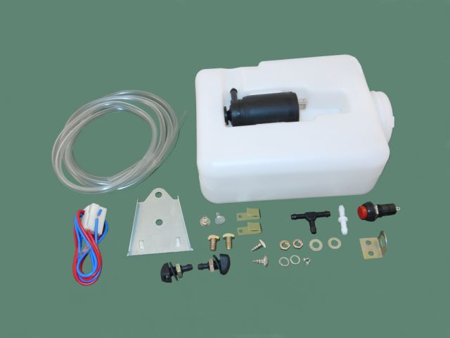 Screen Washer Kit - Electric 3