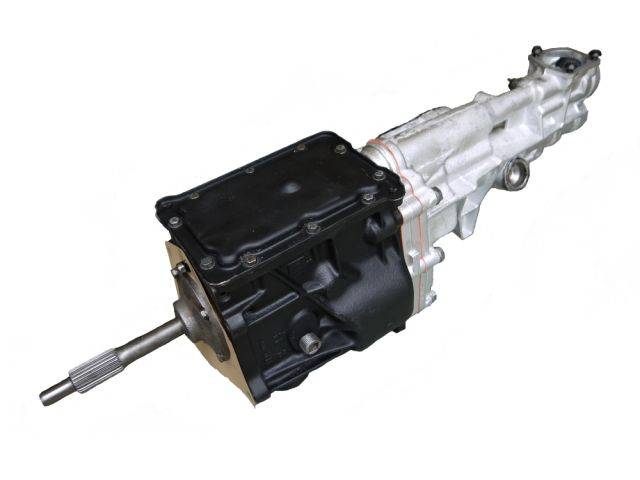 5 Speed Sierra Gearbox Type 9