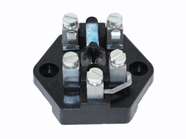 Fusebox Assembly  - Early - Screw Terminals