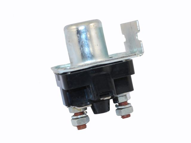 Switch - Starter Solenoid - Late