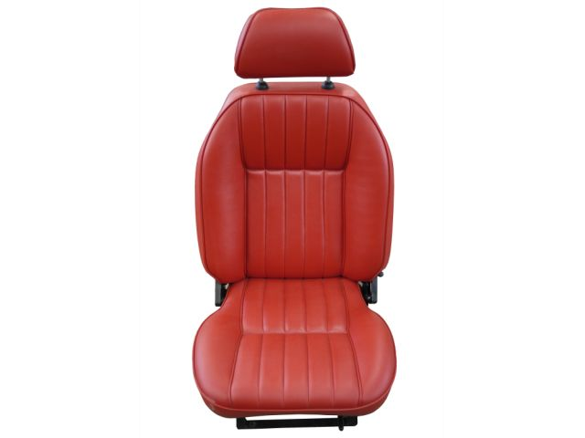 Series III Seat - Vinyl - With Headrests - Left Hand