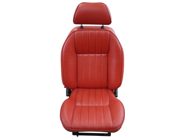Series III Seat - Vinyl - With Headrests - Right Hand