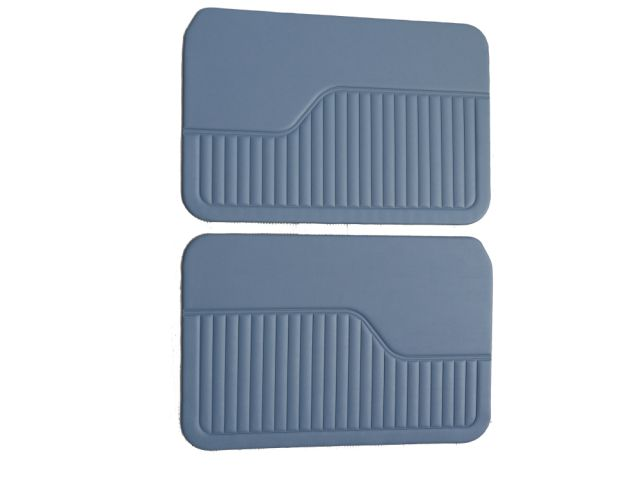 Door Liners - 2 Door - Light Blue - Pair