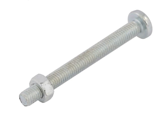 Machine Screw - Pan Pozi - For Tightening